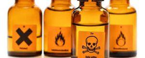 danh mục hóa chất cấm nhập khẩu