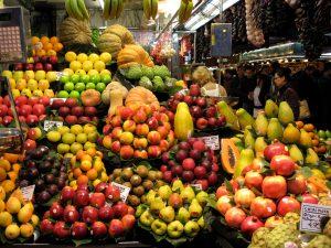 danh mục trái cây tươi được phép nhập khẩu vào Việt Nam