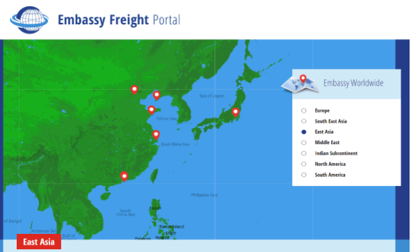 dịch vụ vận chuyển hàng từ Việt Nam sang Mông Cổ