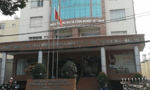 quy trình cấp C_O tại phòng thương mại và công nghiệp Việt Nam