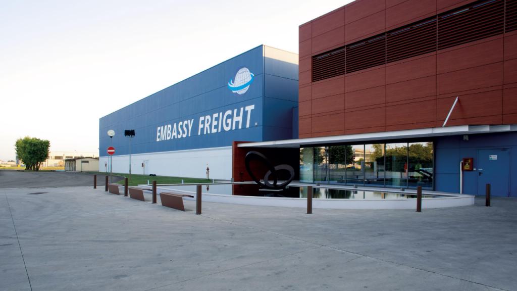 đại lý embassy freight services (vn)