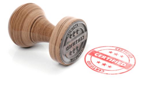 lợi ích khi có các giấy phép, chứng nhận