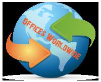 OFFICES WORLDWIDE (Thông Tin 50 Văn Phòng Và Đại Lý Tại 30 Quốc Gia Trên Toàn Cầu)