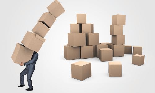 phí xếp dỡ hàng hóa tại kho khách hàng