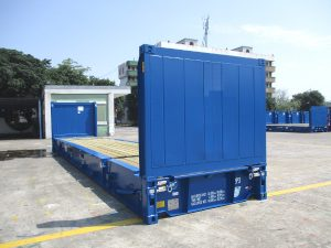 Container 20 feet Flat Rack hcm