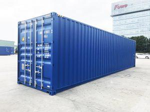 cho thuê container 40' high cube