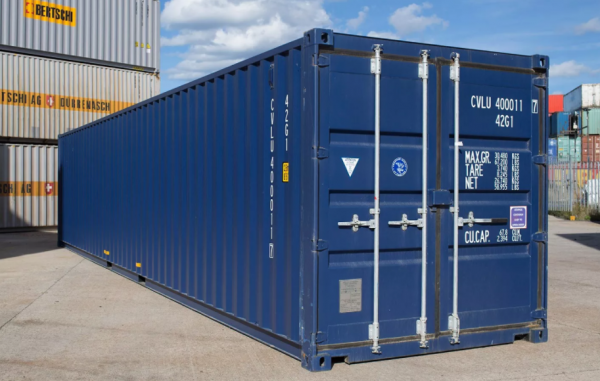 container 40 high cube