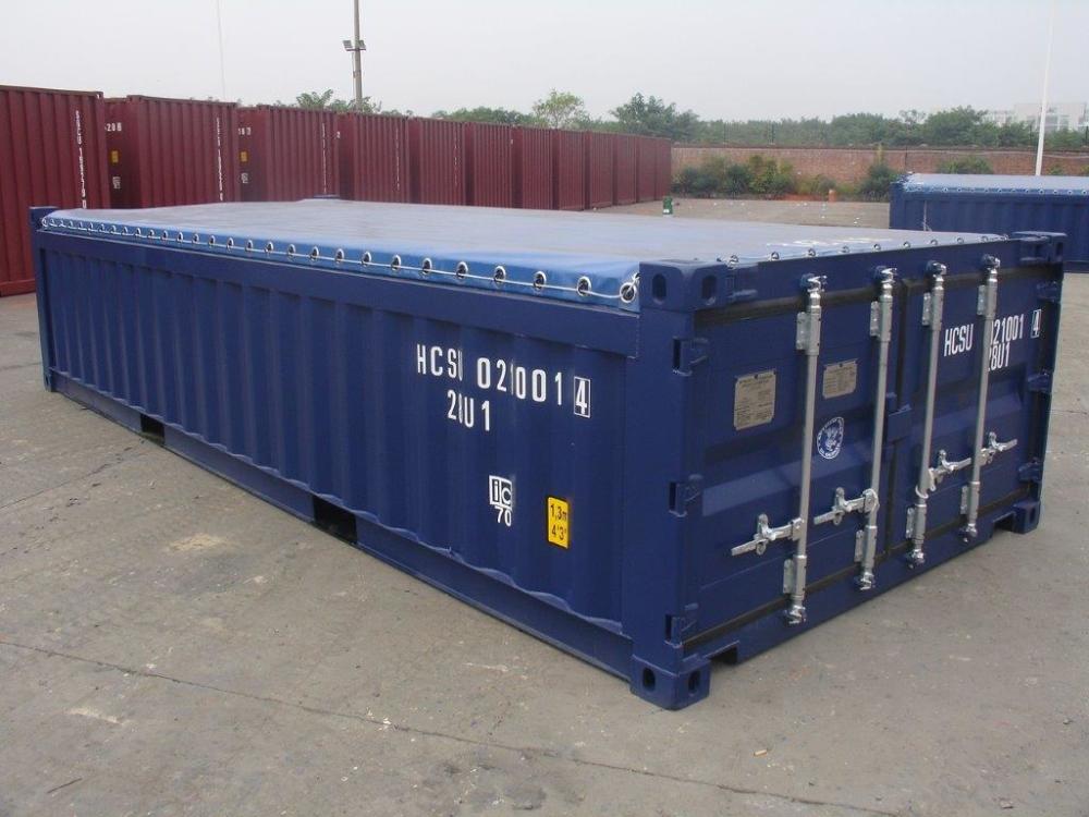 container open top 40 feet là gì