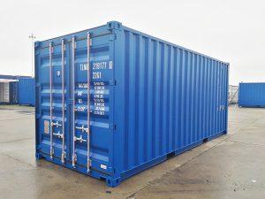 dịch vụ cho thuê container 20 feet