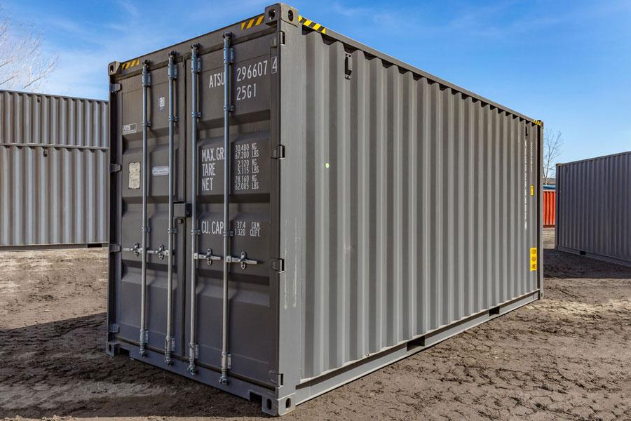 dịch vụ cho thuê container 20' hc