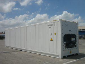 giá thuê container lạnh 40 feet