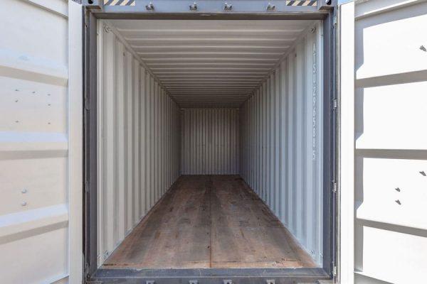 kích thước container 20' high cube