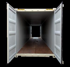 kích thước container 40'hc