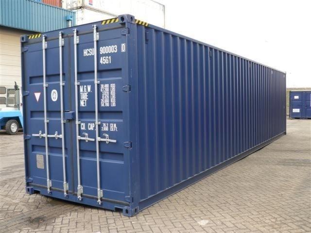 thuê container 40 feet giá