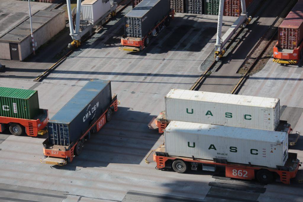 tuyến vận chuyển container lạnh bắc nam