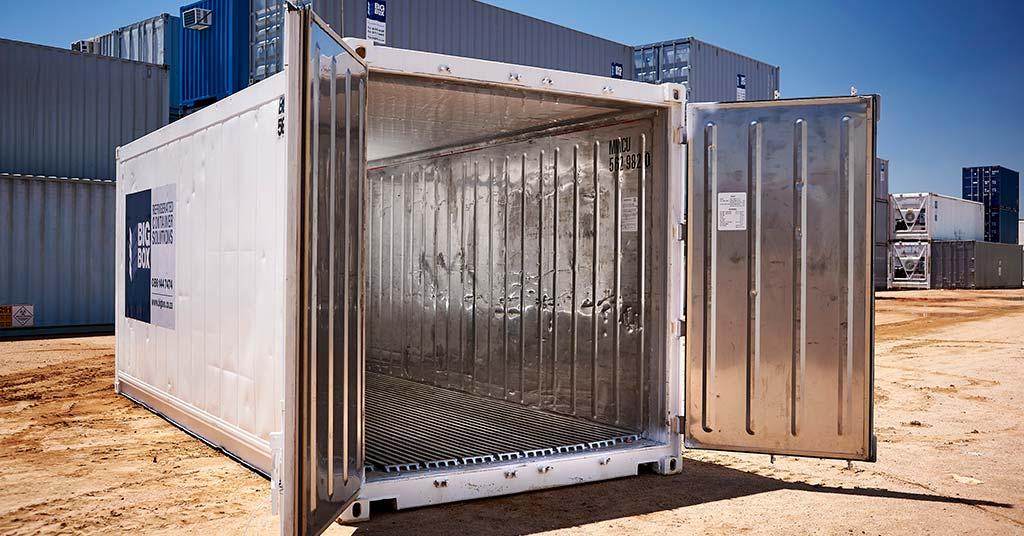 vận chuyển container lạnh tuyến bắng nam