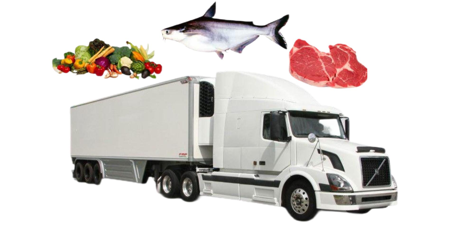 vận chuyển và bảo quản trái cây tuyến bắc nam